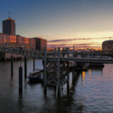 Hafen Panorama