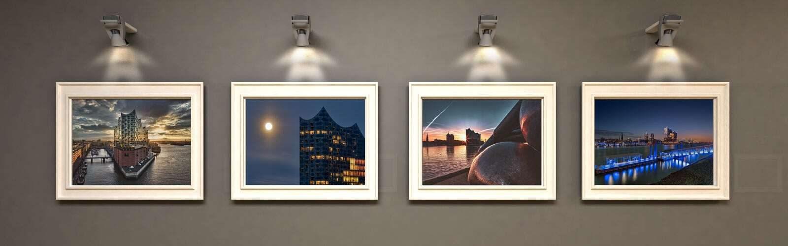 Die Elbphilharmonie als Bild kaufen